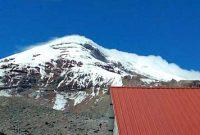 Chimborazzo-mit-Hütte