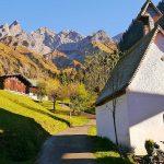 Hochfrottspitze---blick-vom-berggasthof-einoedsbach-auf-trettachspitze-maedelegabel-