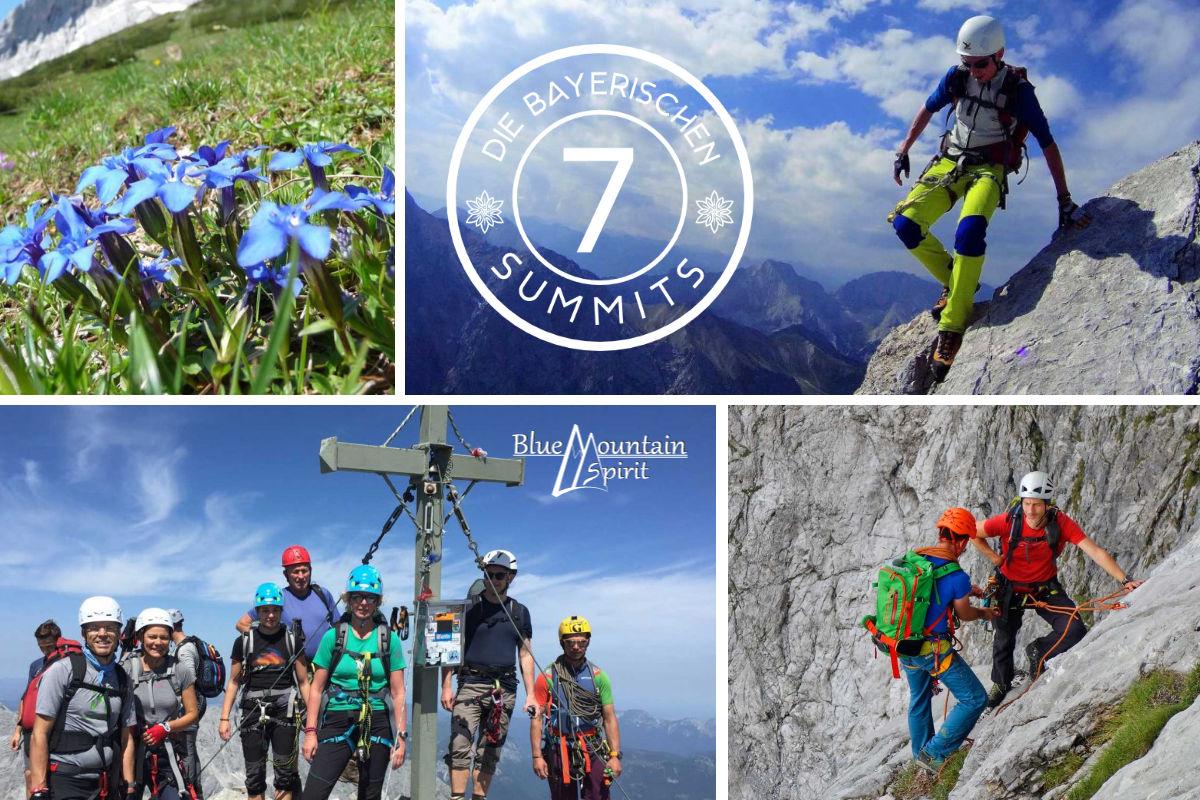 Bayerische Seven Summits