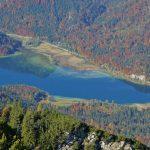 Dürnbachhorn-Nordrunde---Tiefblick-vom-Dürnbachhorn
