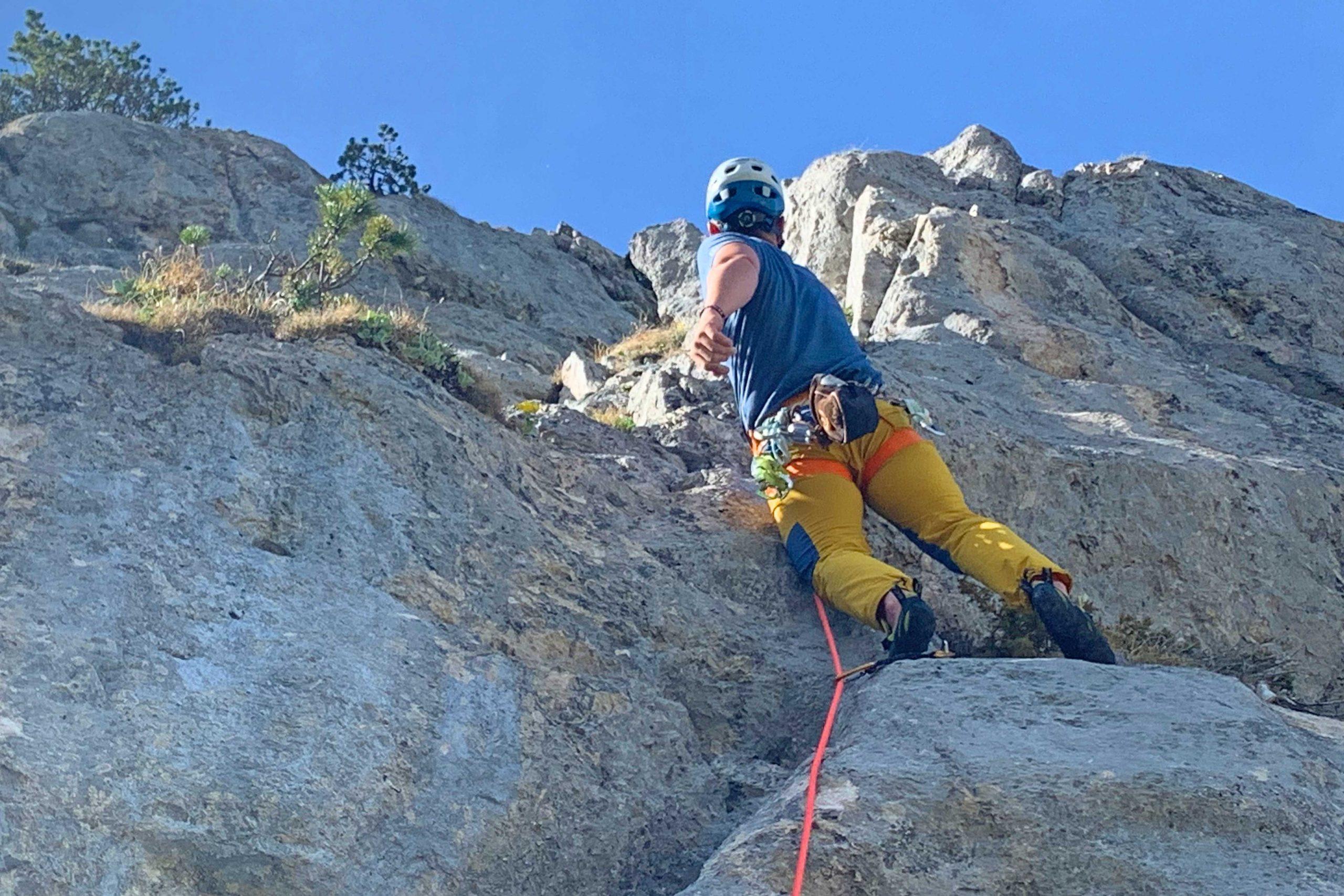 Zwischen-Bergseil-und-Adrenalin---Klettern-im-Vorstieg