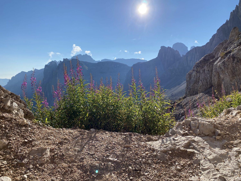 Klettersteige in den Dolomiten